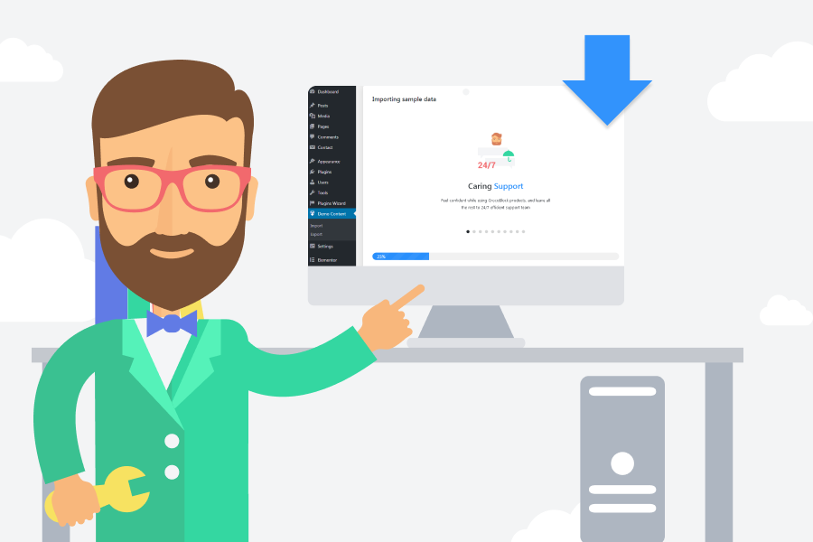 CrocoBlock Elementor Subscription - Must-Have Service for All Elementor Fans