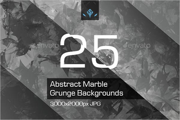 Abstract Marble Background Design