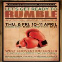 Advertising Boxing Flyer Designs