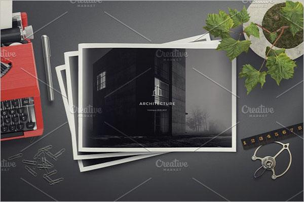 Architecture Landscape Brochure Template