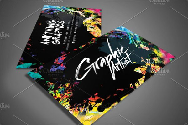 Artistic Design Business Card Bundle