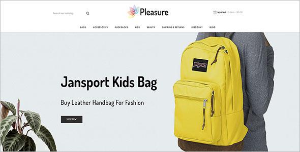 Bag Store Prestashop 1