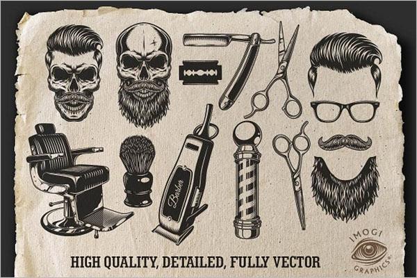 Barbershop Bundle Template