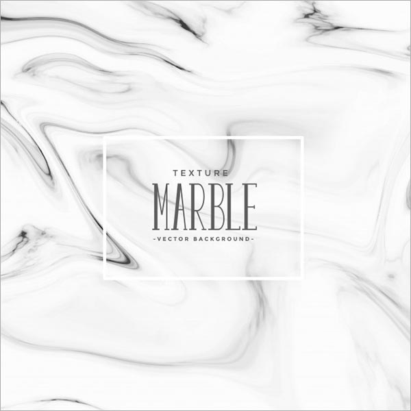 Beautiful Black And White Marble Background