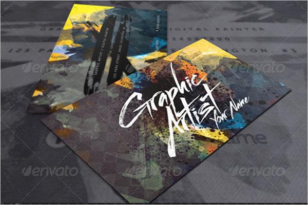 Best Artistic Business Card Design