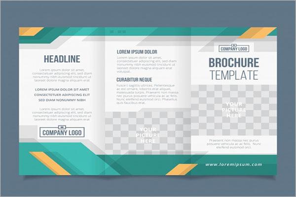 Best Business Tri-Fold Brochure Template