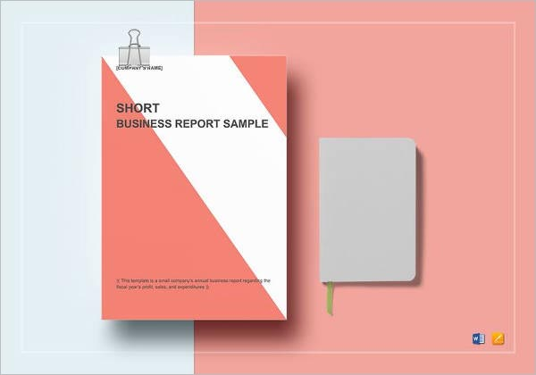 Best Formal Business Report Template