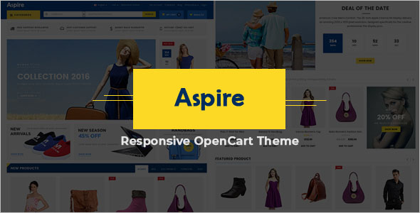 Best Responsive Opencart Theme