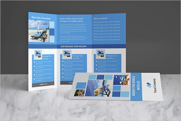 Best Travel Brochure Design