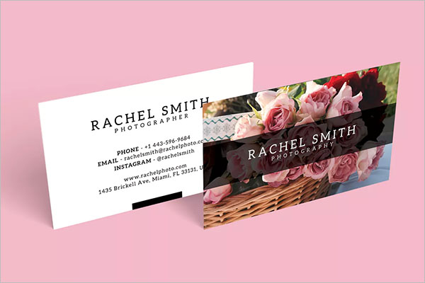 Best Wedding Business Card Ideas