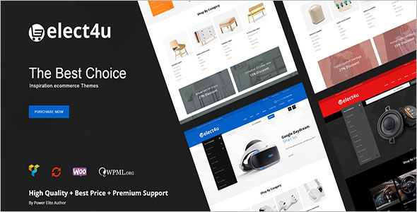 Best Woocommerce Blog Theme