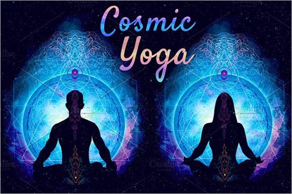 Best Yoga Poster Design