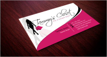 Boutique Business Card Designs