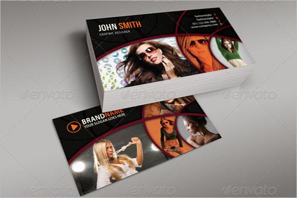 Boutique Business Card Ideas