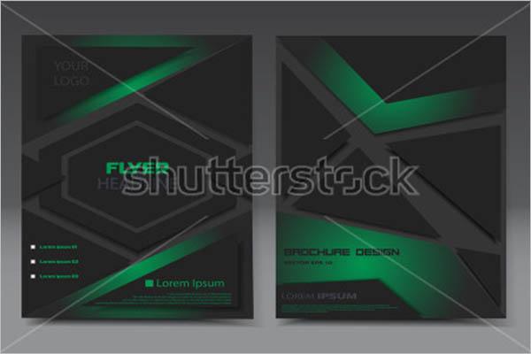 Brochure Flyer layout Template