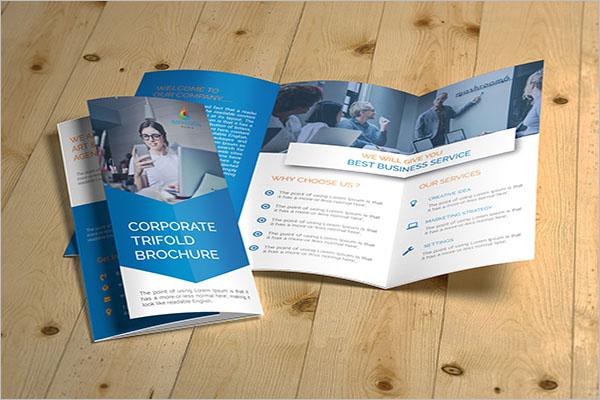 Brochure Template Indesign