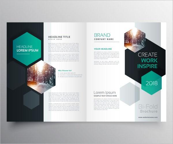 Brochure Template PSD