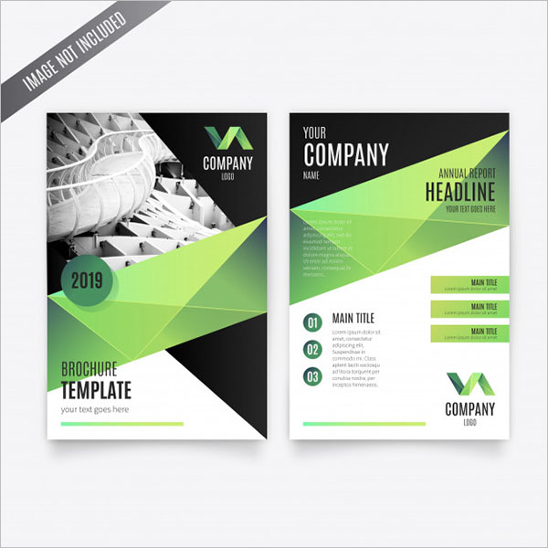 Business Brochure Template Example
