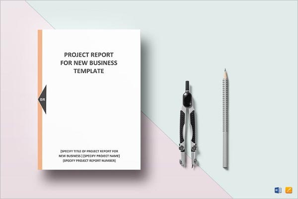 Formal business report templates free word pdf example format business meeting report template to print fbccfo Image collections