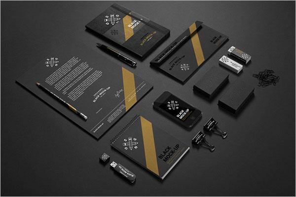 Business Mockup Design