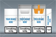Cigarette Package Mockup Example