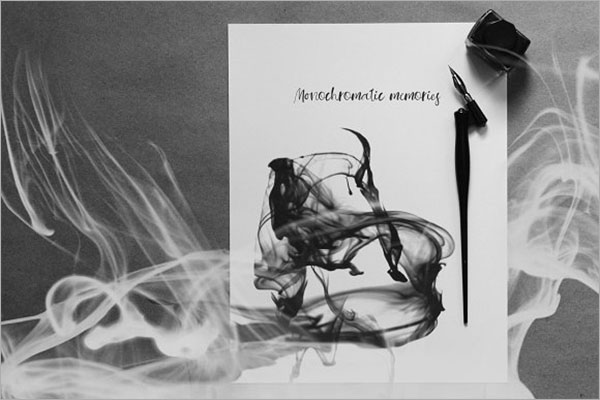 Cigarette Smoke Brushes Photoshop
