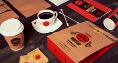 30+ Coffee Branding Mockup Designs