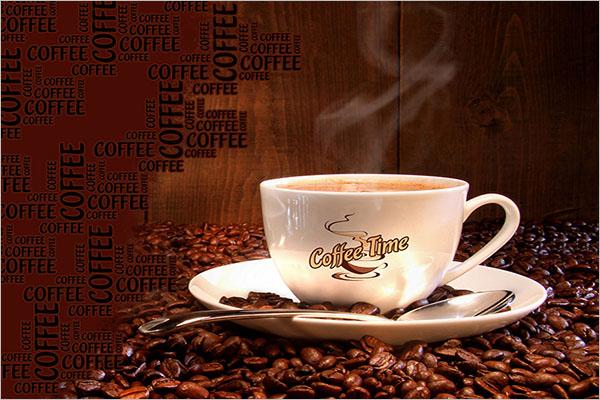 Coffee Cup Logo Branding Mockup