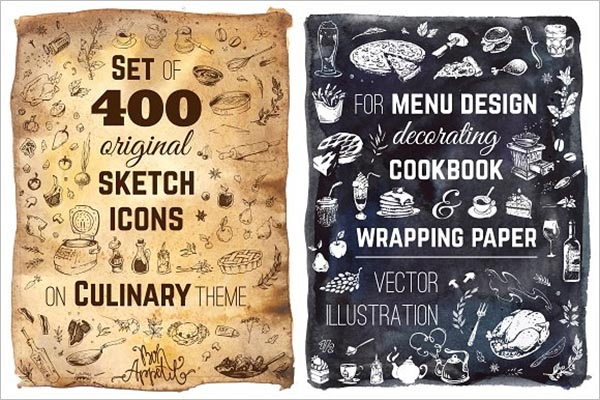 Cooking & Food Icons