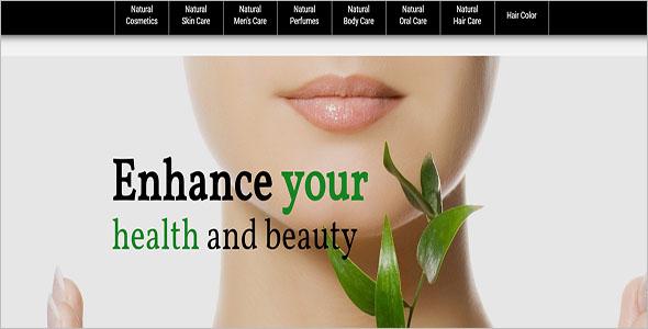 Cosmetics Store PrestaShop Theme