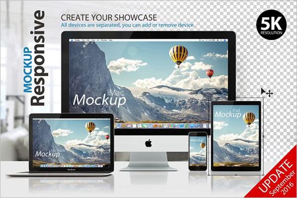 Create Website Mockups