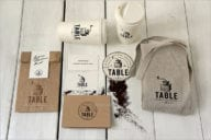 Creative Coffee Branding Mockup