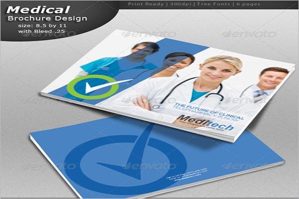 Creative Medical Brochure Design