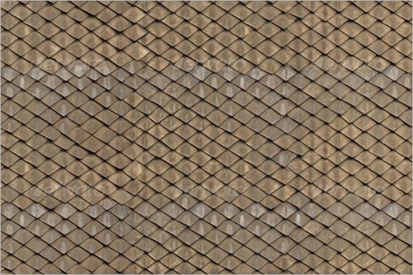 Creative Roof Texture