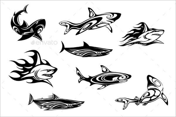 Creative Tattoo Icon Design