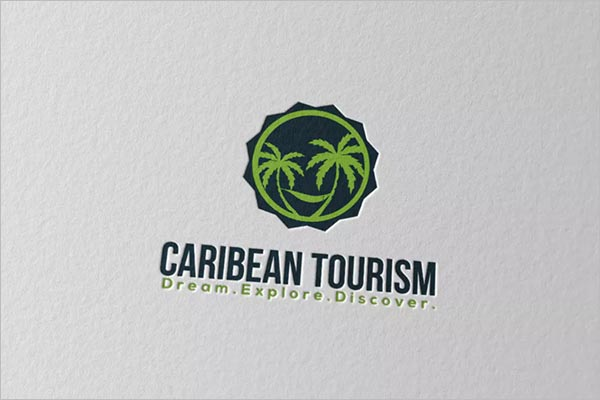 Creative Tourism Flyer Template