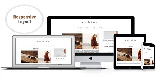 Creative Woocommerce WordPress Theme