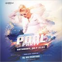Customizable Pool Party Flyer Designs