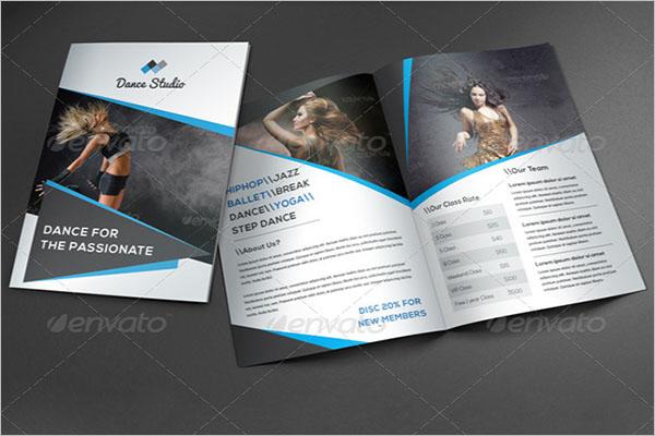Dance Academy Brochures