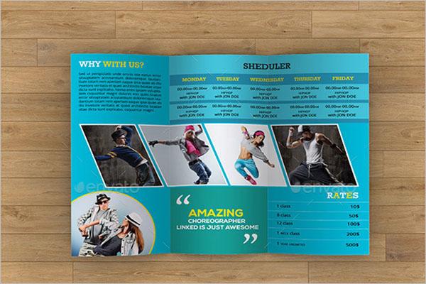 Dance Studio Brochure Bundle