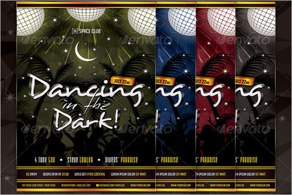 Dancing In The Dark Poster