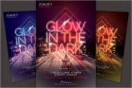 Dark Nightclub Flyer Template