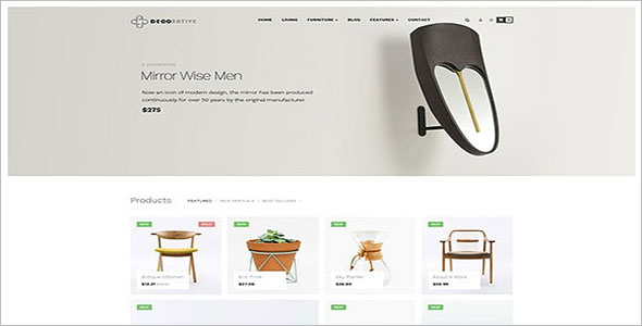 Decorative Prestashop Themes