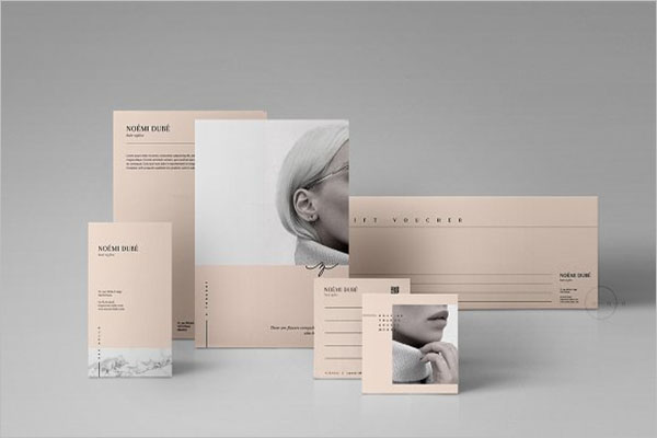 Designed Artist Business Card Template