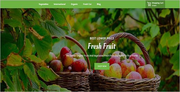 EcoOrganic Prestashop 1.7 Theme
