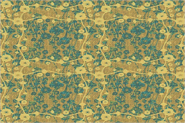Editable Flower Texture
