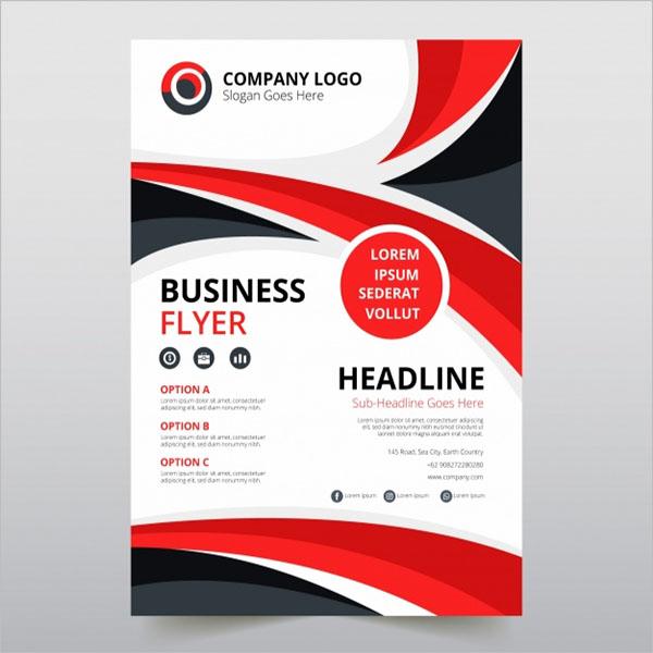 Editable Flyer Design