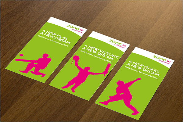 Editable Flyer Template Design