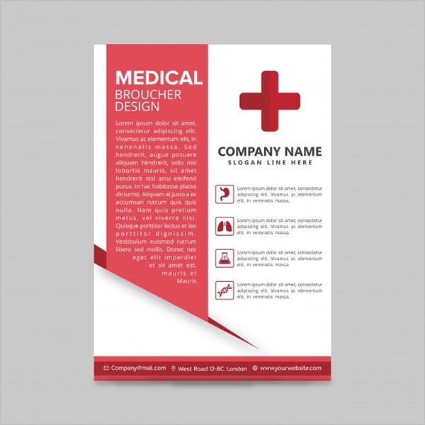 Editable Medical Brochure Design