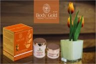 Effective Cosmetic Jar Mock-up Design